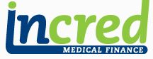 incred medical finance logo